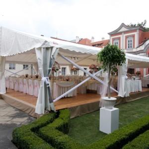 Svatební altán od AB Party