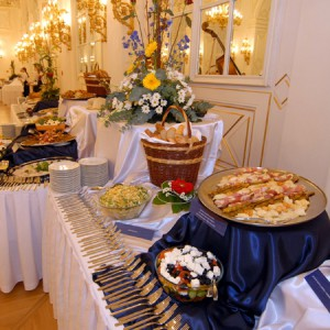 Cateringové služby od AB Party