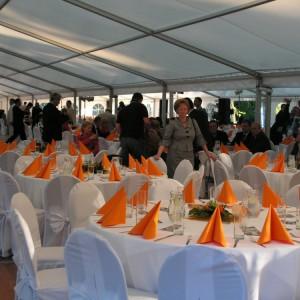 Dekorace a výzdoba párty stanu od AB Party